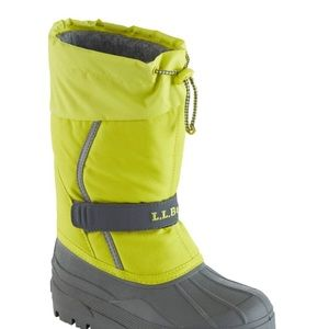 L.L Bean boys winter boots